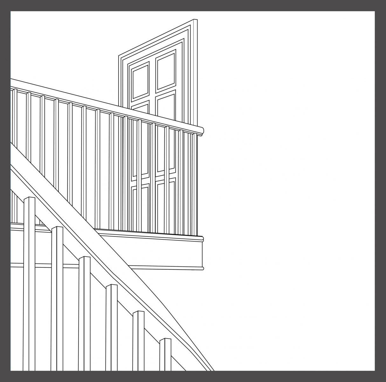 Stairs Study 1 | LANDING