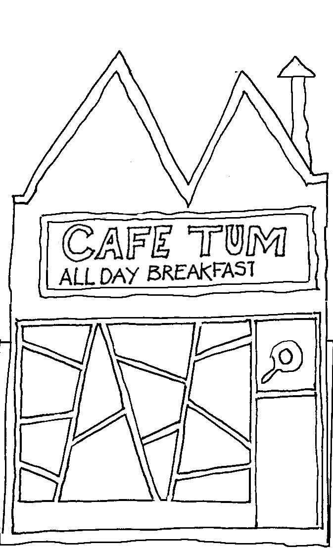 cafe tum