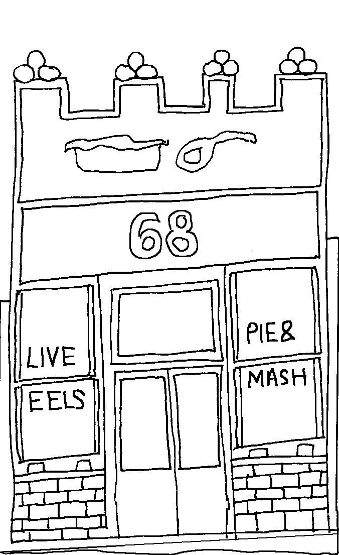 pie & eel